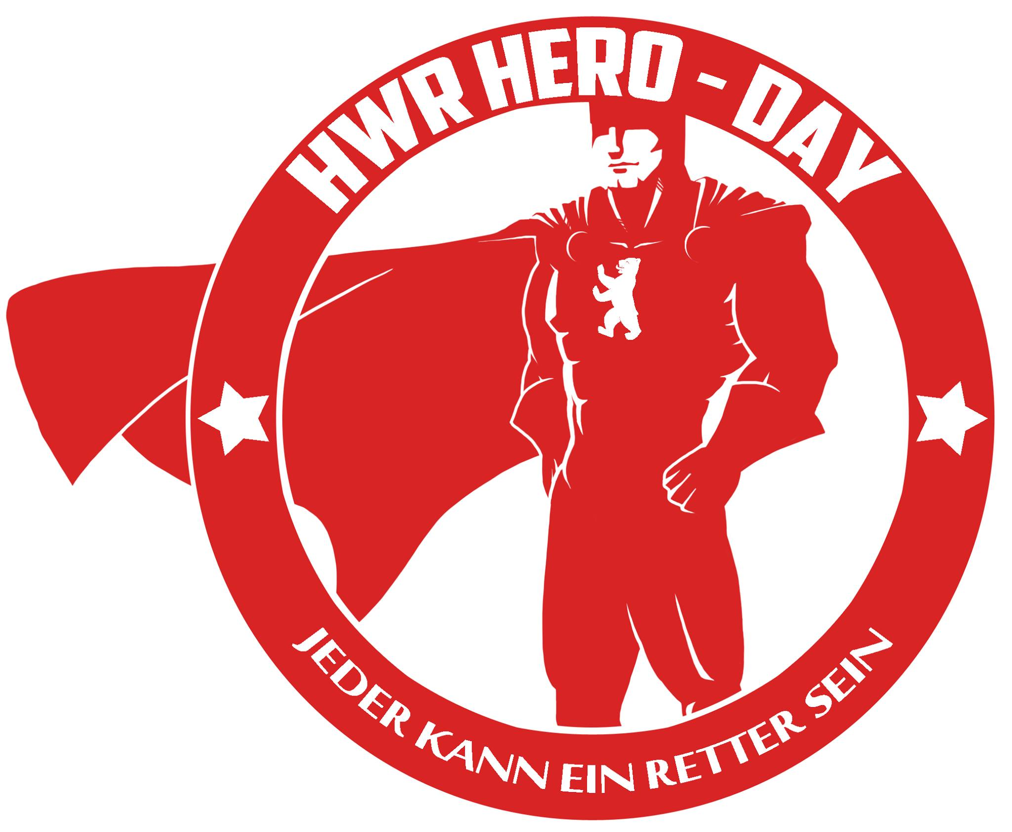 HWR Hero Day - Logo